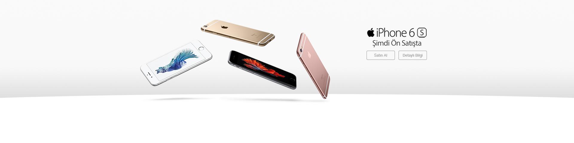 iPhone 6s ve iPhone 6s Plus Turkcell'de