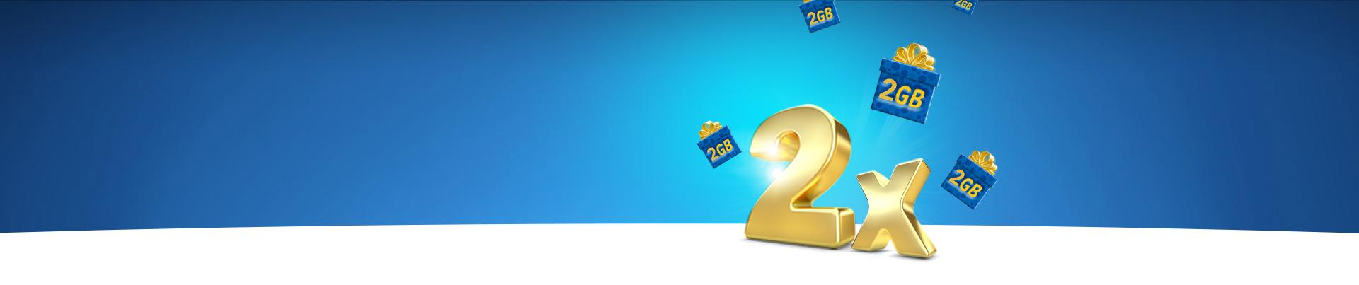 Ödeme Talimatınıza 2 GB İnternet Hediye - Turkcell faturalarınıza, otomatik ödeme talimatı vererek ilk fatura ödemenizle birlikte aylık 2 GB internet hediyesinden yararlanmaya başlayabilirsiniz.