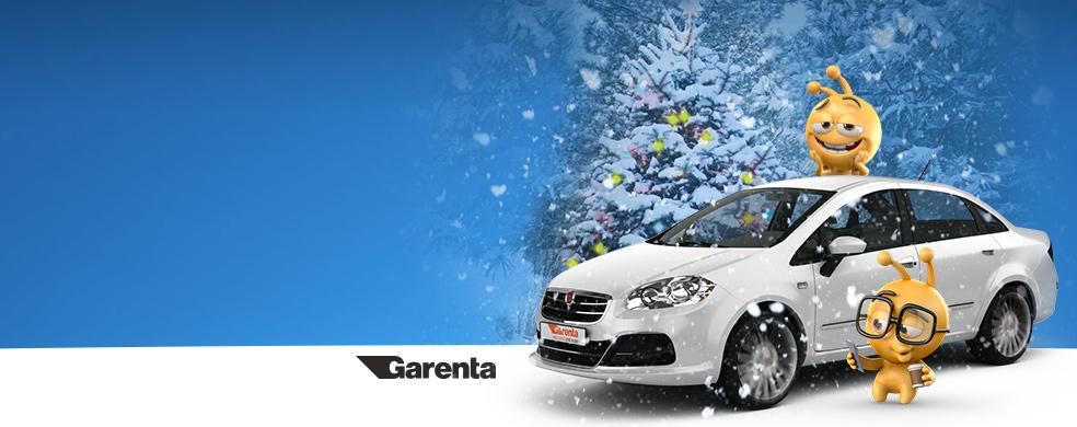 Sarı Kutu'lulara Yılbaşı Hediyesi - Garenta'da Fiat Linea, Aralık ayına özel Sarı Kutu üyelerine sadece 75 TL!