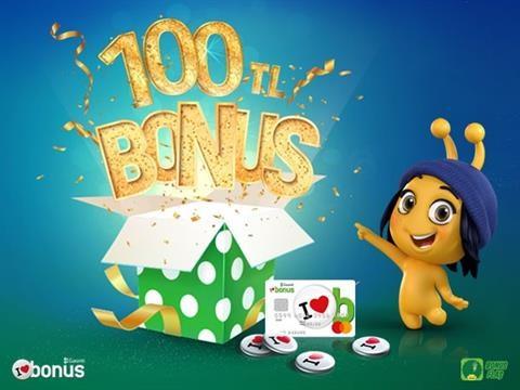 100 TL Bonus Fırsatı turkcell.com.tr'de