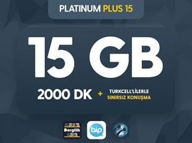 Platinum Plus 15
