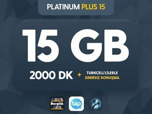 Satın Al Platinum Plus 15 Kampanyası