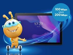 Alcatel 1T 10 Yüksek Hız Kampanyası