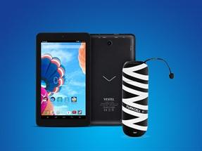 Kontratlı VINN ile + 1 TL Tablet Kampanyası