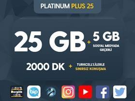 Platinum Plus 25