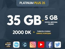 Platinum Plus 35