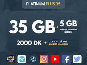 Satın Al Platinum Plus 35 Kampanyası