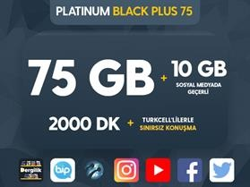 Platinum Black Plus 75