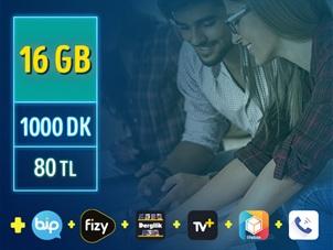 GNÇ 16GB