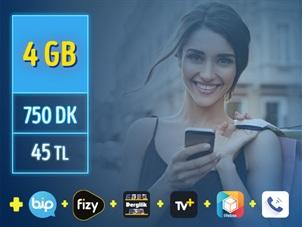 GNÇ 4GB