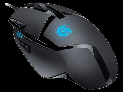 Uçuran Logitech G402 Hyperion Fury Oyun Mouse Kampanyası