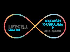 Lifecell Mega Mix Kampanyası