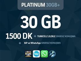 Platinum 30GB+