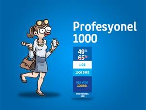Profesyonel 1000 Kampanyası