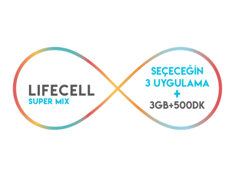 Lifecell Super Mix Paketi