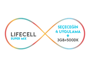 Lifecell Süper Mix Kampanyası