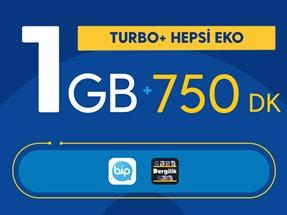Turbo+ Hepsi Eko Kampanyası