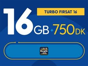 Turbo Fırsat 16 Kampanyası