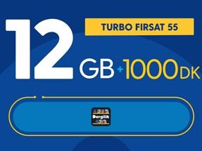 Turbo Fırsat 55 Kampanyası