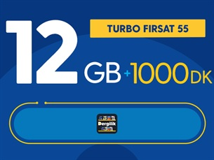 Satın Al Turbo Fırsat 55 Kampanyası