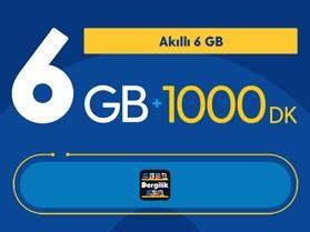 Akıllı 6GB Paketi