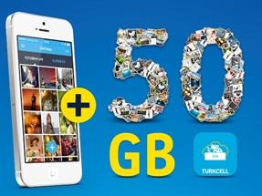 Turkcell Akıllı Depo 50 GB Paketi