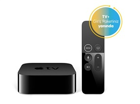 Apple TV 4K 32 GB Kampanyası