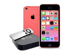 iPhone 5C Alan Herkese Apple TV Hediye!