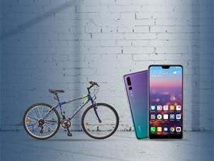 Huawei P20 Pro Hediye Bisiklet Kampanyası
