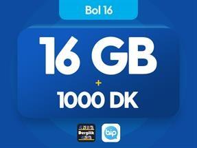BOL 16 Kampanyası