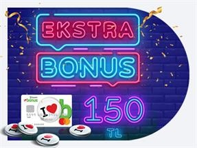 Turkcell Pasaj'da 150 TL Bonus Fırsatı!