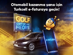 Dijital Faturaya Geç VW Golf Kazan