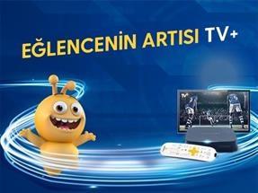 Eğlencenin Artısı TV+ Kampanyası