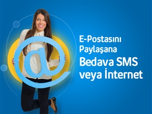E-Posta Kampanyası (Faturalı Hat)