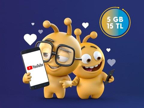 Faturalı YouTube Paketi