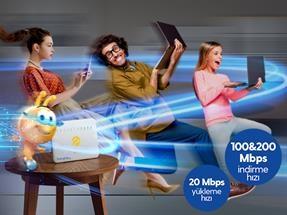 Turkcell Fiber Daha Hızlı Kampanyası