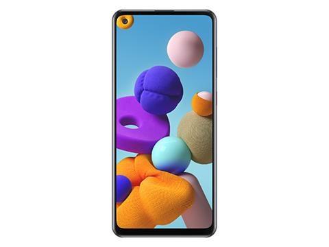 Financell Taksitli Samsung Galaxy A21s Akıllı Telefon Kampanyası