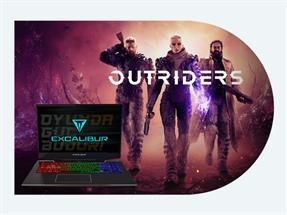 Geforce RTX Excalibur G900 Bilgisayarlar Şimdi Outriders Hediyeli!