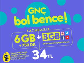 GNÇ Avantaj 6 GB