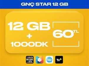 GNÇ Star 12GB