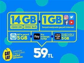 GNÇ Süper 14GB
