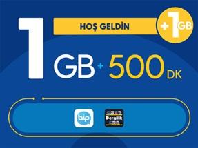 Hoş Geldin 1GB