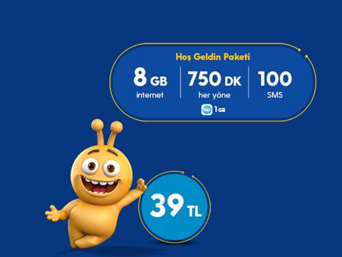 Hoş Geldin 8GB