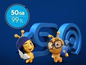 Süper Hotspot 50GB Kampanyası