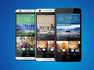 HTC Bireysel Akıllı Telefon Kampanyası