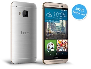 HTC One M9 Ön Satış Kampanyası