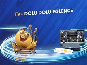 TV+ Dolu Dolu Eğlence Kampanyası