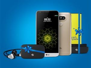 LG G5 ile Müzik Her Yerde!