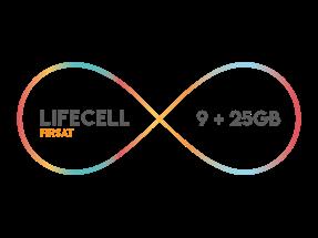 Lifecell Fırsat 9GB