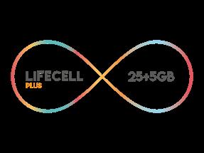 Lifecell Plus 5GB Kampanyası
